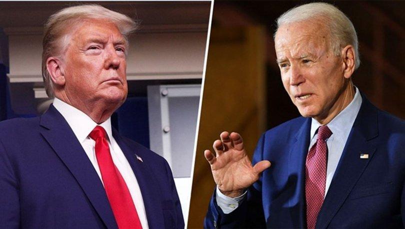 ABD Başkanlık seçimleri SON DAKİKA 2020! ABD Başkanı Trump mı, Biden mı oldu? İşte ABD seçim sonuçları