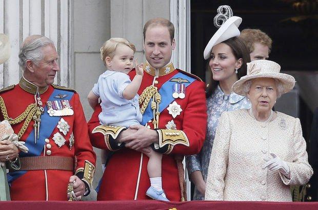 Kraliyet'te 33 yıl sonra bir ilk yaşanabilir!