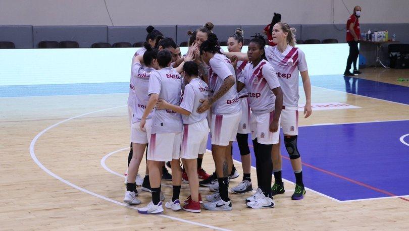 Elazığ İl Özel İdare Bayan Basketbol Takımı 8 kişi Covid-19'a yakalandı