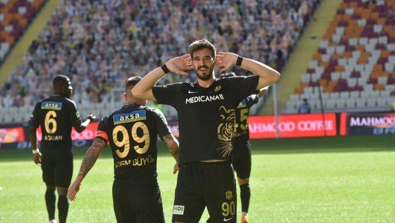 Yeni Malatyaspor: 2 - Denizlispor: 0 MAÇ SONUCU