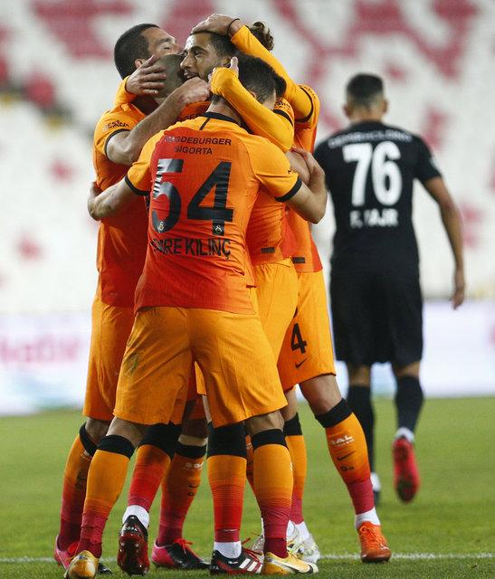 Sivasspor Galatasaray maçının yazar yorumları - GS haberleri