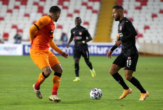 Rıdvan Dilmen, Sivasspor - Galatasaray maçını yorumladı - GS haberleri