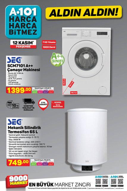 A101 BİM aktüel ürünler kataloğu! 10-12 Kasım A101 BİM aktüel ürünler kataloğu yayında