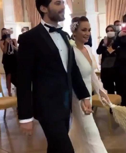 Son dakika: Ali Yağcı ile Başak Özen evlendi - Magazin haberleri