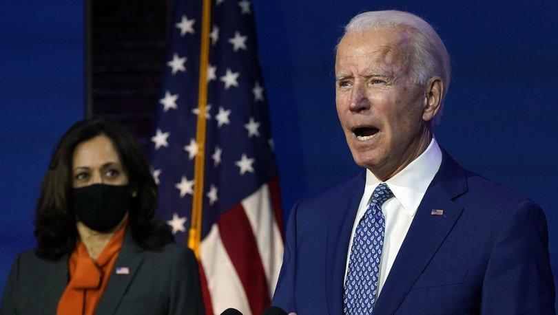 ABD SON DAKİKA: Joe Biden'dan Trump'a yaylım ateşi: Utanç verici!