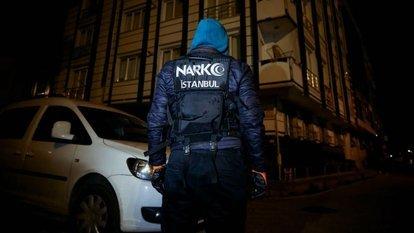 İstanbul'da 'torbacı'lara şafak baskını