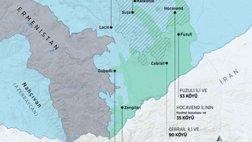 SON DAKİKA: Nahçıvan'a koridor! Türkiye Azerbaycan birleşiyor! - HABERLER