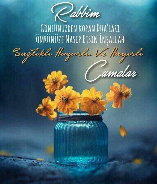 En güzel Cuma mesajları 13 Kasım - Resimli, hadisli, kısa, dualı Cuma mesajı ve sözleri