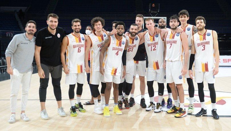 Galatasaray: 91 - Bakken Bears: 81 | MAÇ SONUCU