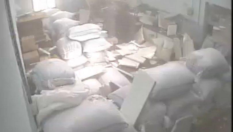 Son dakika: Sakarya Hendek patlama görüntülerine yenisi eklendi | VİDEO