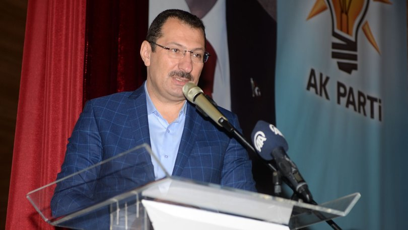 AK Partili Yavuz'un testi pozitif çıktı - Haberler