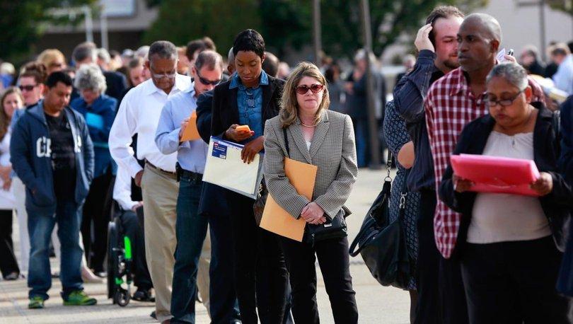 ABD'de işsizlik maaşı başvuruları 7 ayın dibinde