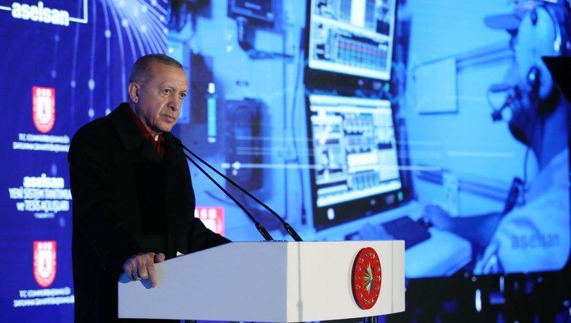 Cumhurbaşkanı Erdoğan'dan son dakika açıklaması: Testler tamamlandı ve...
