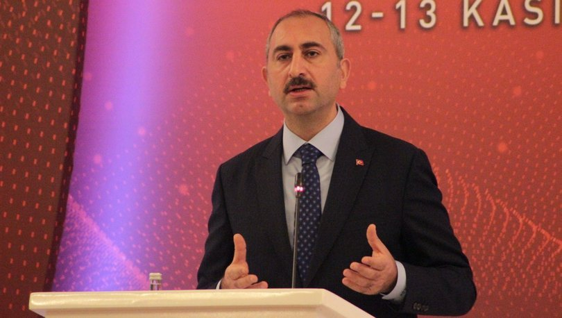 Son dakika haberi: Adalet Bakanı Gül'den flaş açıklama: Tutuksuz yargılama...