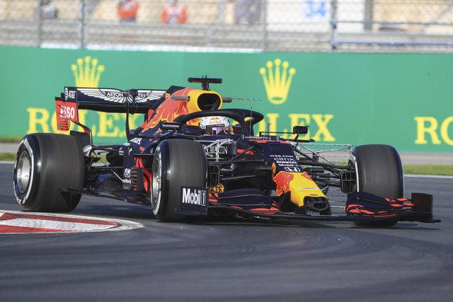 Formula 1 Türkiye Grand Prix'sinde ikinci antrenman turları tamamlandı