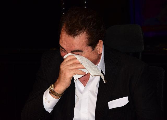 İbrahim Tatlıses'in gözyaşları - Magazin haberleri