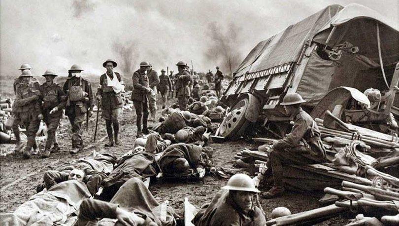 1.Dünya Savaşı'nın nedenleri ve sonuçları nelerdir?
