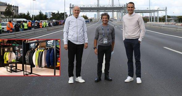 Formula 1'e özel işbirliği...