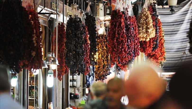 Türkiye 95 ülkeye kurutulmuş sebze sattı