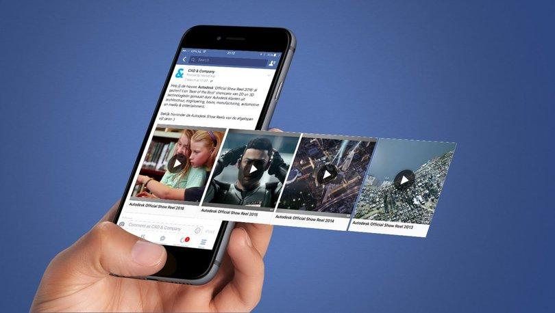 Facebook yayın içi reklamları Türkiye'de - Haberler