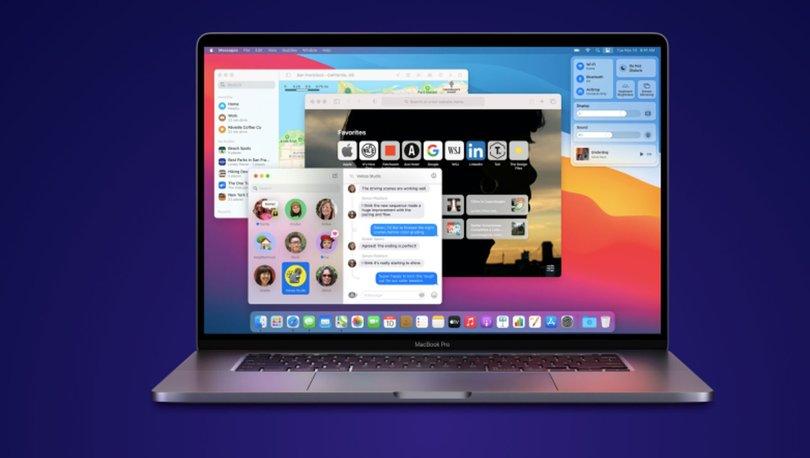 Apple macOS Big Sur güncellemesi yayınlandı - Haberler