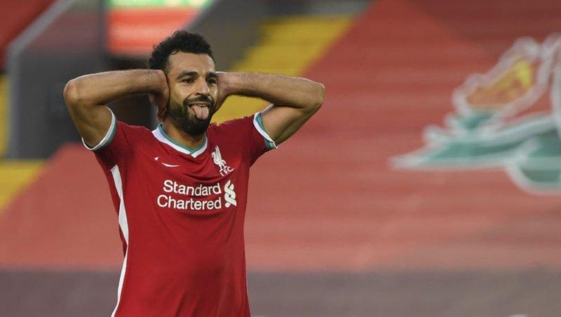 Liverpoollu futbolcu Salah, koronavirüse yakalandı