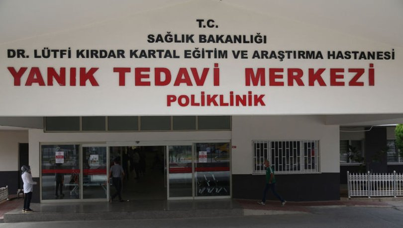 Kartal Dr. Lütfi Kırdar Şehir Hastanesinden
