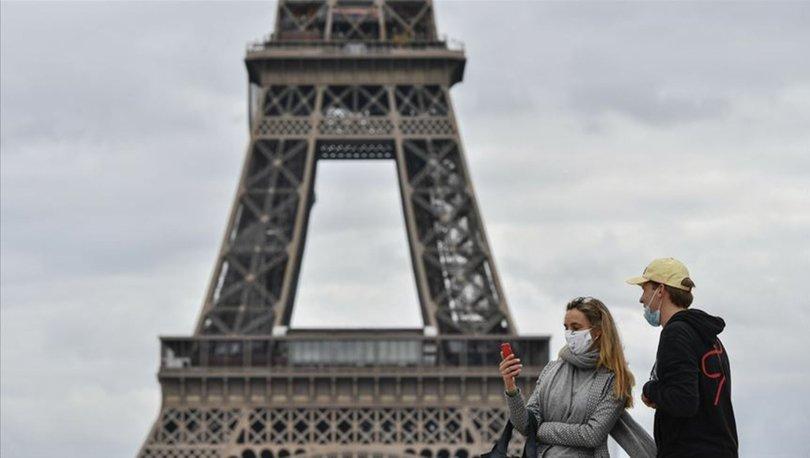 Fransa'da son 24 saatte koronavirüs kaynaklı 456 ölüm! - Haberler