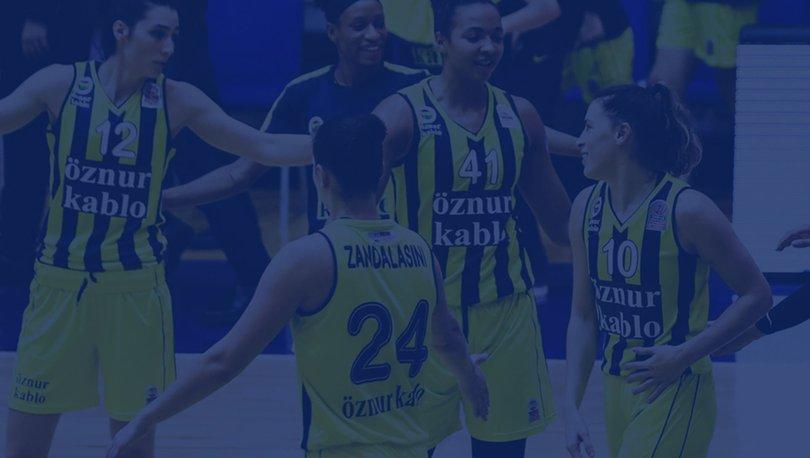 Fenerbahçe Kadın Basketbol Takımında vaka sayısı 18'e çıktı! Son dakika SPOR haberleri