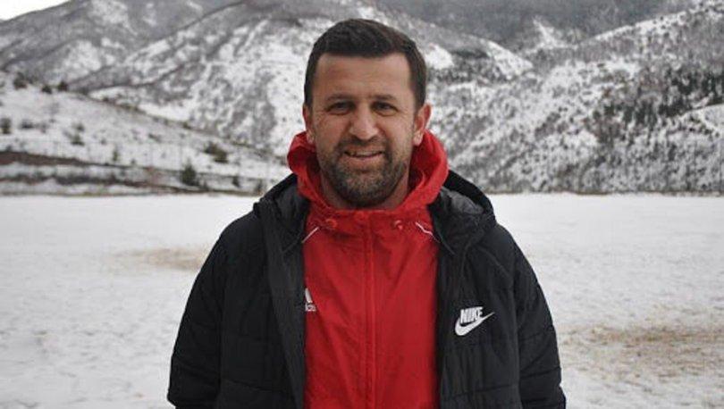 Gümüşhanespor Teknik Direktörü Halim Karaköse istifa etti