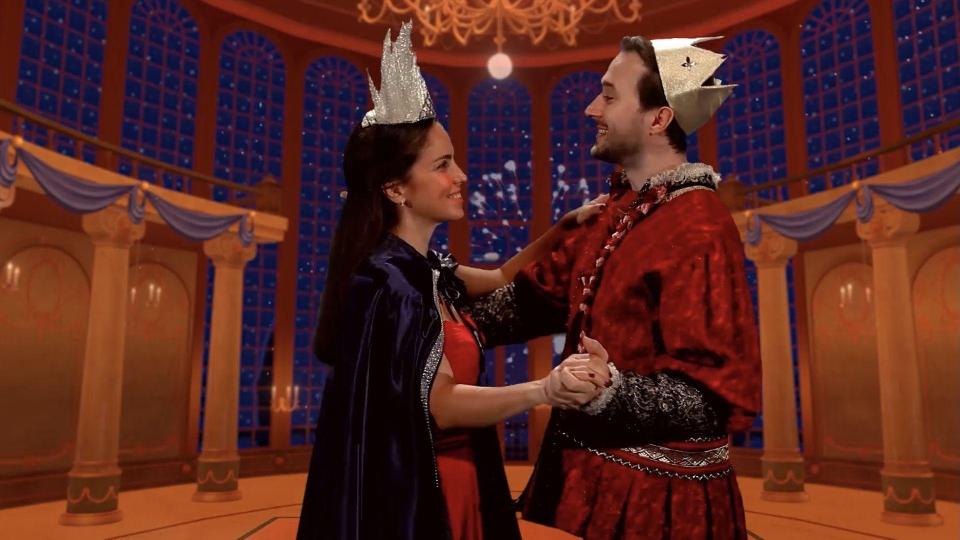 Prenses ve Bezelye Tanesi İş Sanat Masal Tiyatrosu'nda