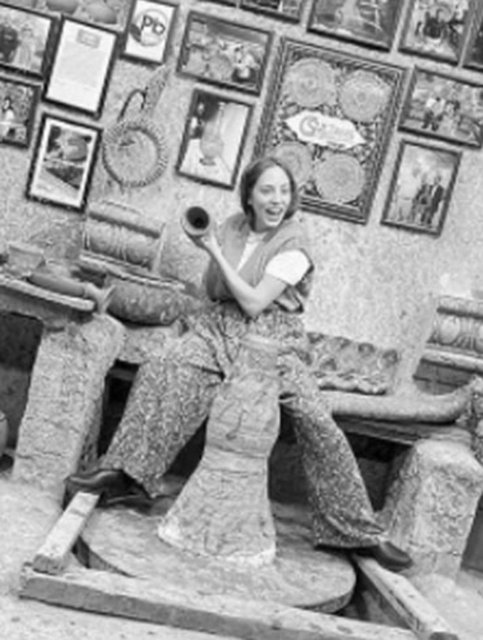 Öykü Karayel-Can Bonomo çifti Kapadokya'da - Magazin haberleri