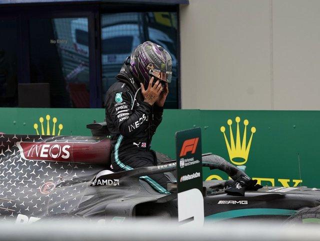 Mercedes-Hamilton iş birliği F1 rekorlarını altüst etti! Formula 1 haberleri