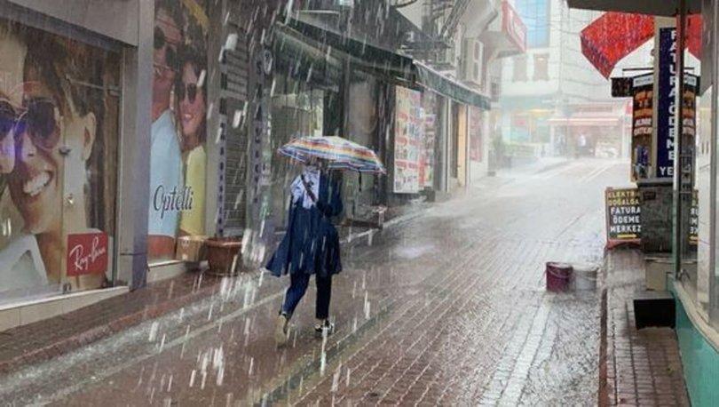 Hava durumu 15 Kasım: Meteoroloji'den yağmur uyarısı!