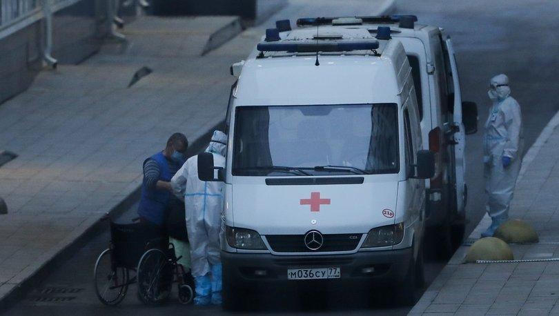 Son dakika haberleri: Rusya'da can kaybı 35 bine yaklaştı! - Haberler