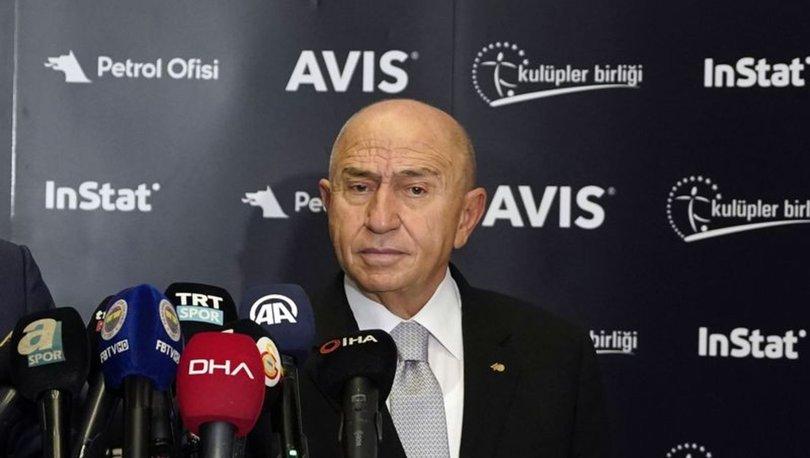 TFF Başkanı Nihat Özdemir: Oyunumuzu ortaya koyduk