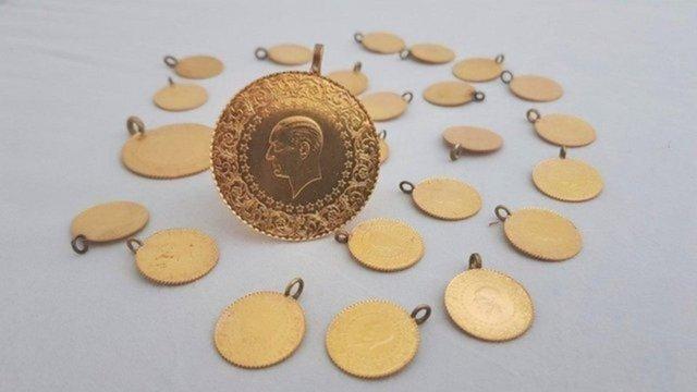 Çeyrek altın ve gram altın fiyatları! Altın fiyatlarında düşüş!