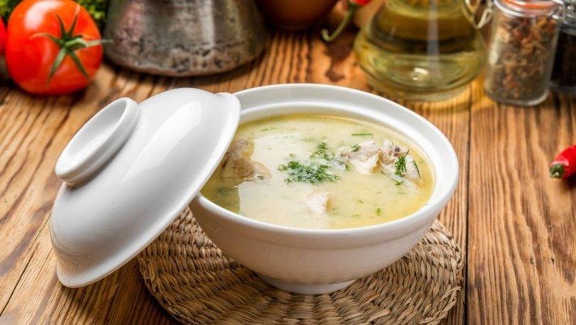 Kremalı tavuk çorbası tarifi, nasıl yapılır?