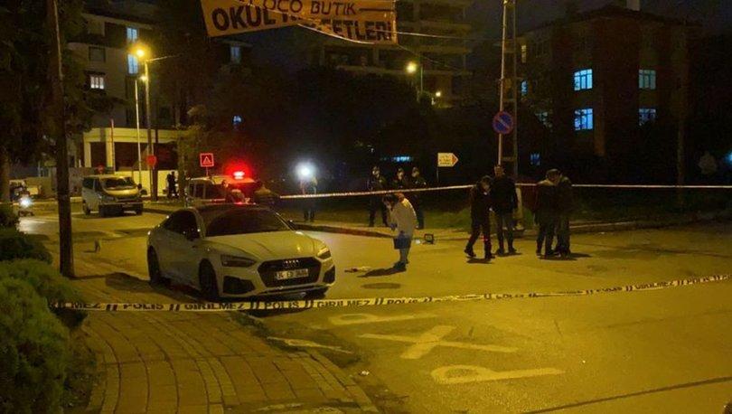 Son dakik: Pendik'te müteahhit silahlı saldırıda ağır yaralandı
