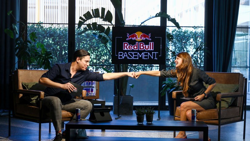 Red Bull Basement programına ipi Plantric göğüsledi