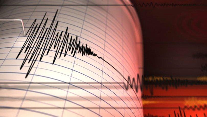 Deprem mi oldu, nerede? 16 Kasım AFAD - Kandilli son depremler listesi