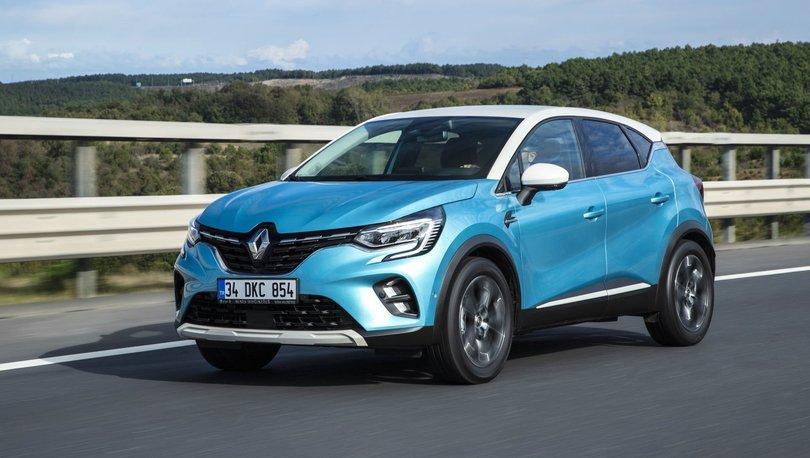 Yeni Renault Captur satışa sunuldu - haberler