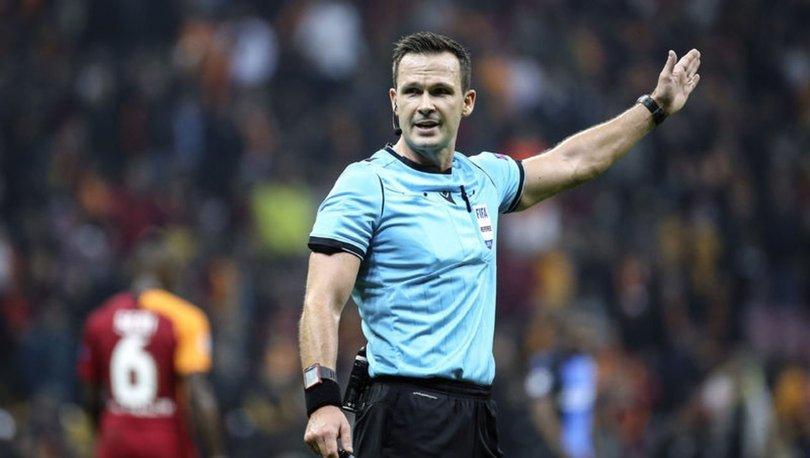 Macaristan-Türkiye maçını Slovak hakem Ivan Kruzliak yönetecek