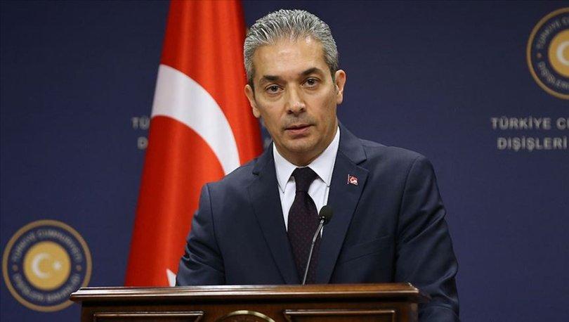 Dışişleri: AB, Kıbrıs Türk halkının çözüm iradesini reddetme cüretini göstermekte
