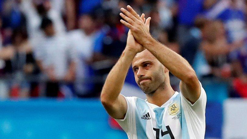 Arjantinli oyuncu Mascherano futbolu bıraktı - Haberler