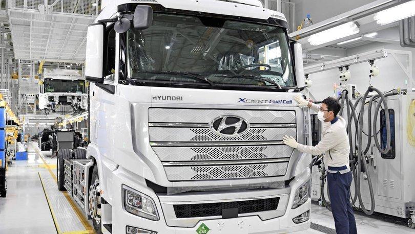 Hyundai'nin elektrikli kamyonunun koltukları Türkiye'de üretilecek
