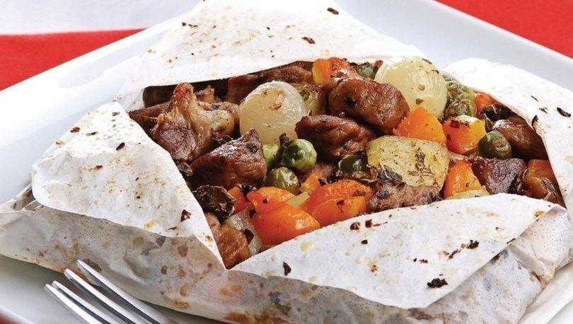 Kâğıt Kebabı tarifi, nasıl yapılır?