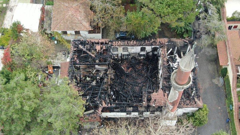 Son dakika haberi: Tarihi camideki yangınla ilgili önemli gelişme! - Haberler