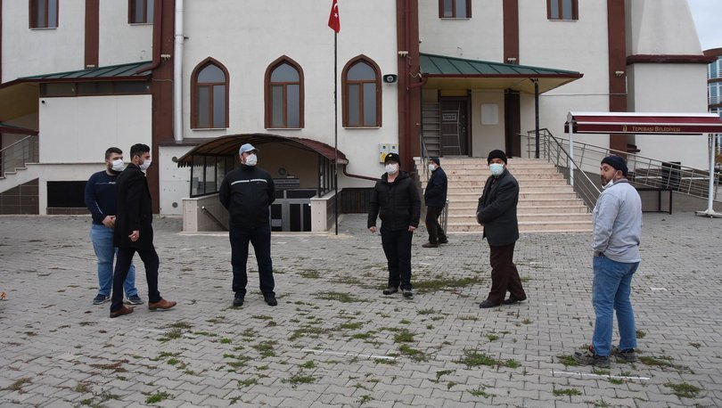 Son dakika haberleri: Eskişehir'de camide bir garip olay! - Haberler