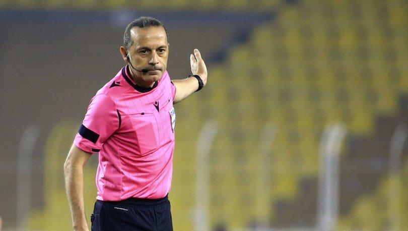 Caneyt Çakır ve Hüseyin Göçek'e UEFA'dan görev